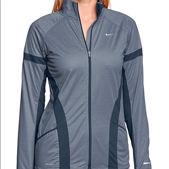 ff45a75293 Nike shield women's running jacket XL